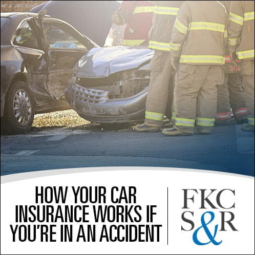 How Your Car Insurance Works if Your in an Accident