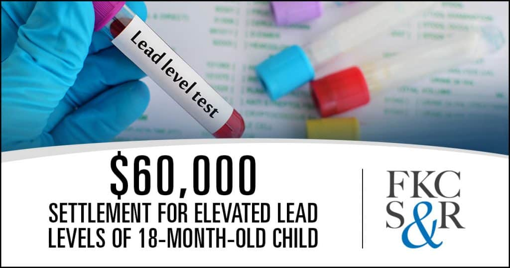 lead level lawsuit