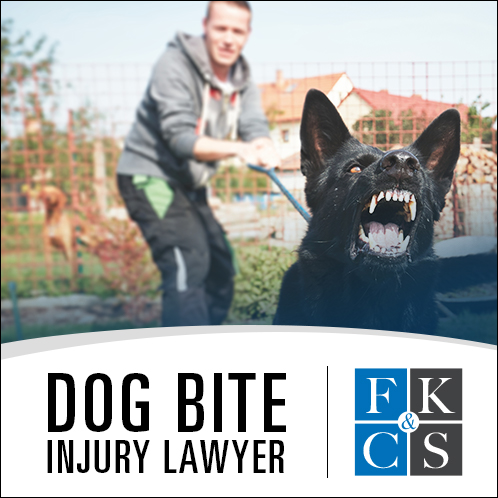 Dog Bite Injury Lawyer at FKC&S