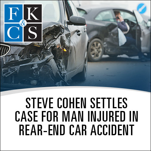rear-ended