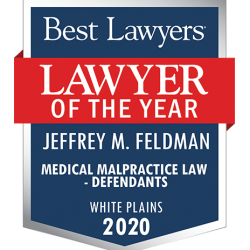 Best Lawyers - Lawyer of the Year 2020